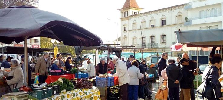 Marché aux Légumes à Faro