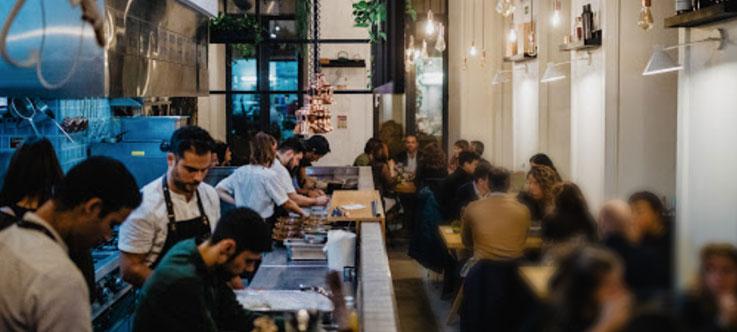 Alameda Restaurantbesitzer & Rooftop