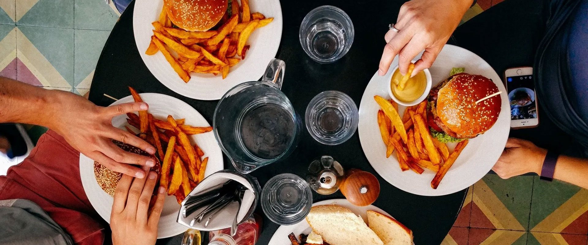 Burgers and Bowls